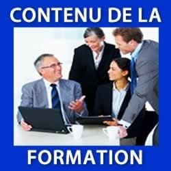 Formation professionnelle , contenu de la formation en hypnothérapie