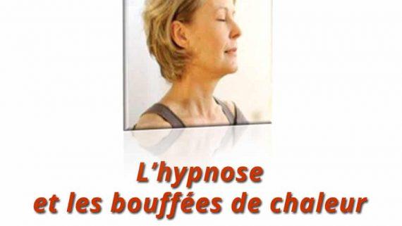 Hypnose ménopause bouffées de chaleur