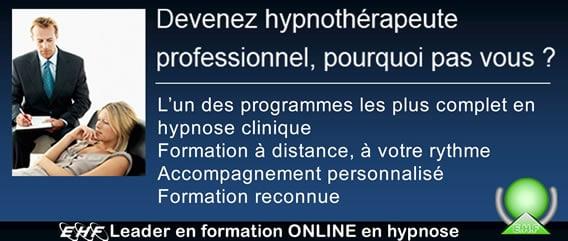 Formations certifiantes en hypnose