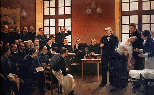 École d'Hypnose Francophone hypnose Salpêtrière