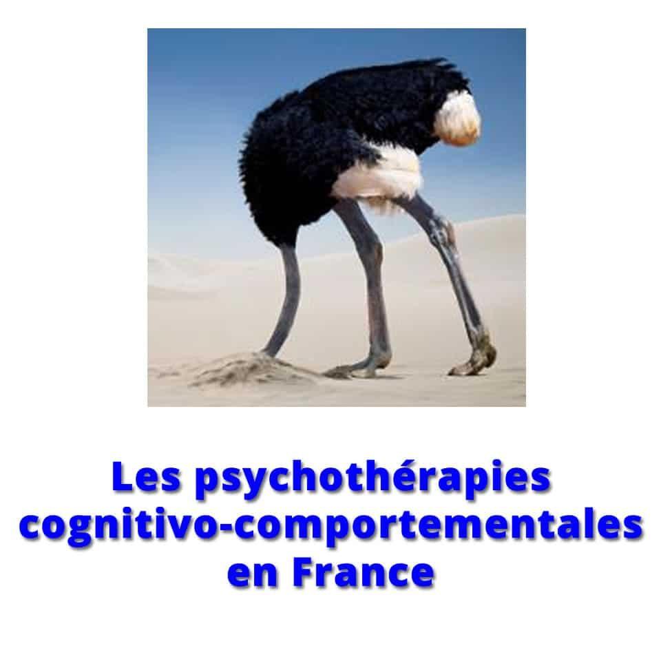 psychotherapie hypnose Cognitivo-Comportementale
