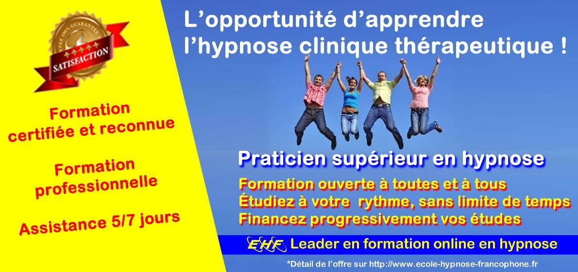 formation en hypnose en ligne