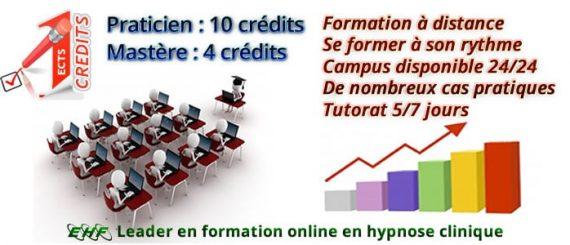centre formation hypnose durée des formations