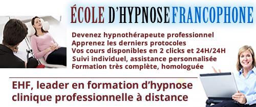 hypnose formations professionnelles hypnothérapie