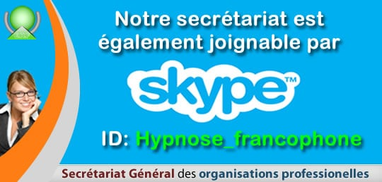 EHF Hypnose formation informations