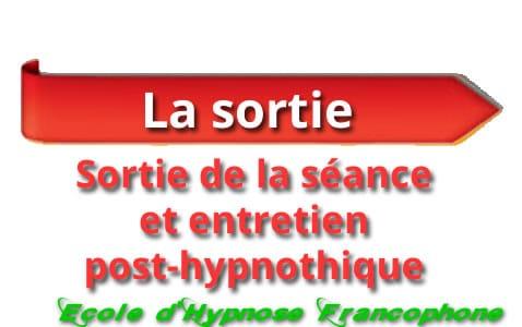 Séance d'hypnose le réveil
