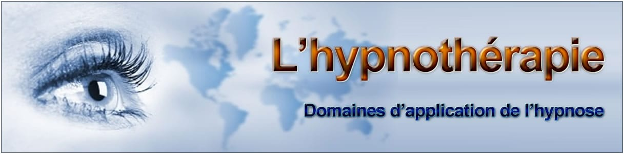 domaines d'application de l'hypnose