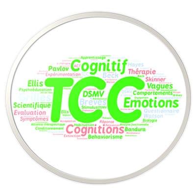 tcc et l'hypnose clinique therapeutique
