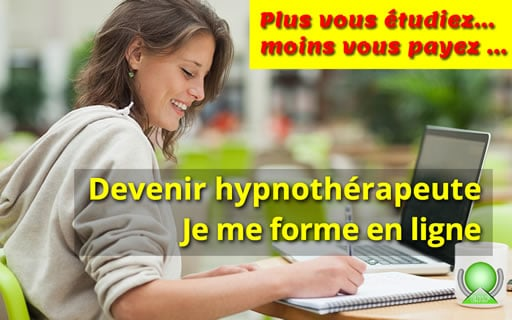 Formations en hypnose en ligne, à distance, enFOAD
